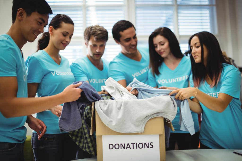 Volunteer | Choosing the Right Apparel