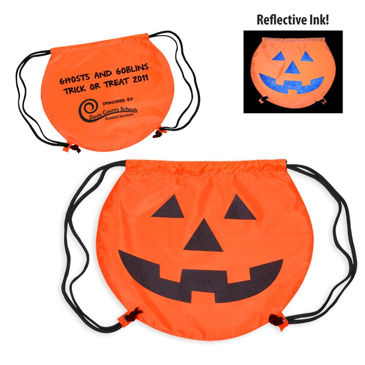 Halloween Safety | Candy Bag